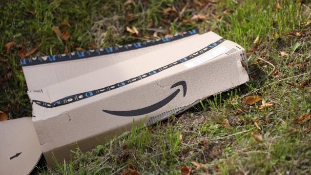 Nicht nur in puncto Patientendaten könnte man Amazon misstrauen. ( r / Foto:Christian Ohde / imago)