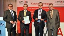 "CareFusion Rowa ist ""Bester Automatenhersteller"" im Rahmen des Apotheken-Kooperationspreis 2016"