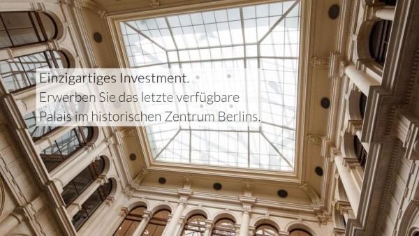 Käufer für Mendelssohn-Palais gesucht