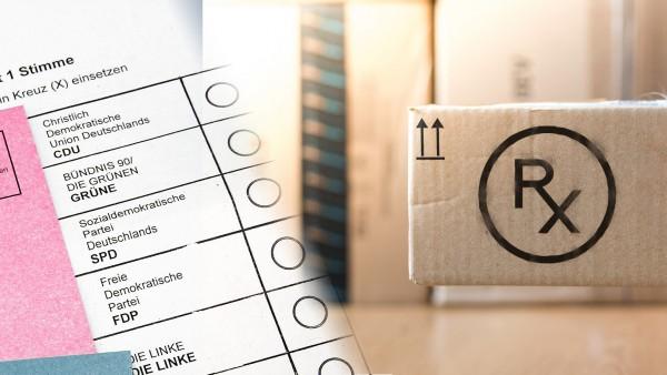 Was sagen die Parteien in Hessen zum Versandhandel und zur Rx-Preisbindung?