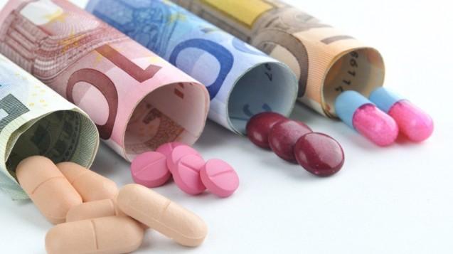 Die Arzneimittelumsätze aus Herstellersicht entwickeln sich gut. (Foto: Avarand/ Fotolia)