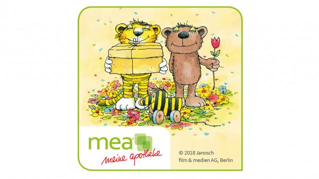 Neues Kindermagazin Mea Setzt Auf Tiger Bär Und Tigerente
