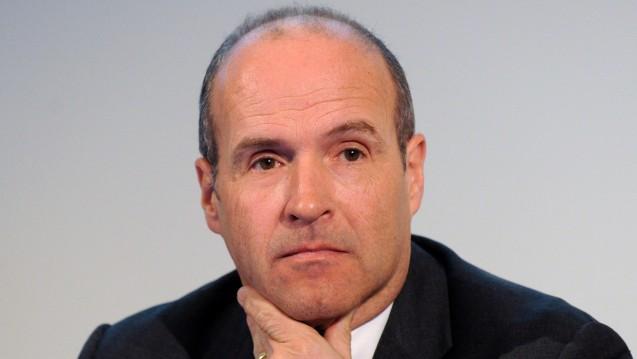Wolfgang Mähr, hier 2011 während seiner Zeit bei Celesio, wird neuer Vorstandsvorsitzender bei Alliance Healthcare Deutschland. (Foto: dpa)