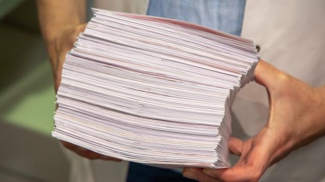Mehr als 10.000 retaxierter Rezepte hat der LAV vergangenes Jahr geprüft. (c / Foto: Schelbert)