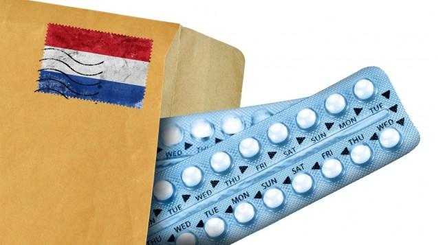 Einmal ein Rezept vorlegen und dann alle drei Monate die Pille per Post aus der holländischen Apotheke: Das Pillen-Abo macht es möglich. (Fotos: areeya_ann, peangdao, promesaartstudio / Fotolia)