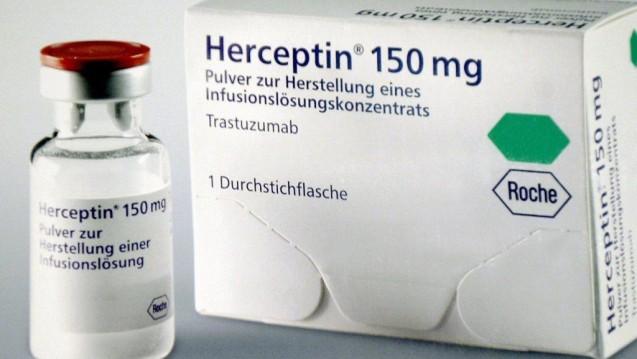 Roches Herceptin bekommt Konkurrenz. (Foto: dpa - Fotoreport)