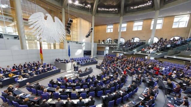 Das Anti-Korruptionsgesetz sorgt für heftige Debatten - nächste Woche könnte es im Bundestag weitergehen. (Foto: Thomas Truschel / Deutscher Bundestag)