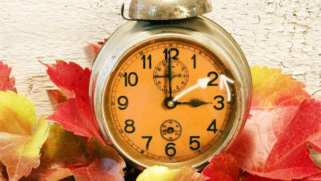 Eine Stunde länger schlafen: Von Samstag auf Sonntag werden die Uhren zurückgestellt. (Foto: Johanna Mühlbauer/Fotolia)