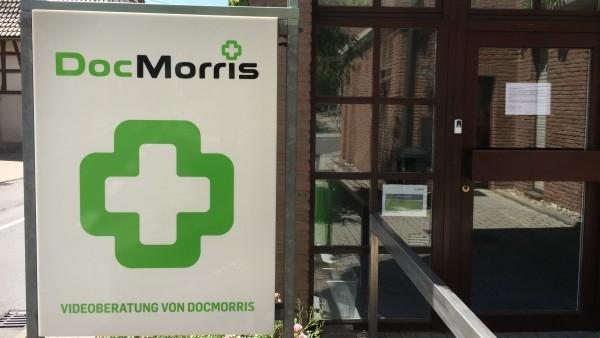 DocMorris argumentiert mit Lieferando