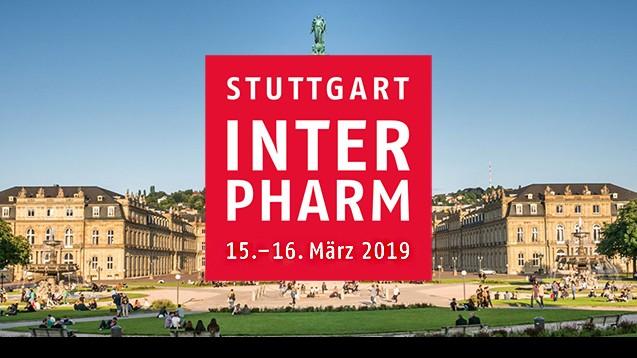 Die Interpharm findet kommenden Freitag und Samstag in Stuttgart statt. (c / Foto: DAV)
