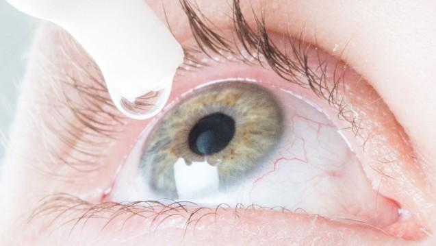 Heute im Beratungs-Quickie: Eine Verordnung über Augentropfen zur Glaukomtherapie. (Foto: dpa)