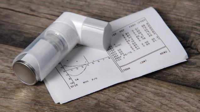 Können Asthma-Patienten durch die neuen Antikörper auf Corticosteroide verzichten? (Foto:springtime78 / stock.adobe.com)