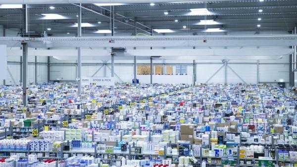 Shop Apotheke steigert Umsatz um 90 Prozent