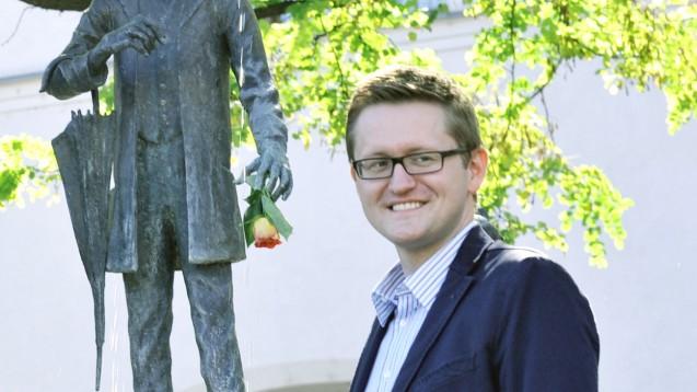 Schlagabtausch mit DocMorris: Der CSU-Abgeordnete Wolfgang Stefinger ist mit dem Krisenmanagement des niederländischen Versenders nicht zufrieden. (Foto: Hess, Catherina / SZ Photo)