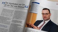 Minister Jens Spahn (CDU) hat der Apotheken-Umschau ein Interview gegeben. ( r / Foto: daz.online)