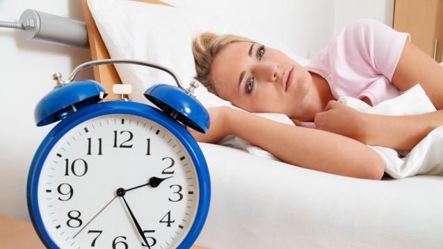 Schlafstörungen sind so verbreitet, dass von einer Volkskrankheit gesprochen wird. (Foto: Bilderbox)