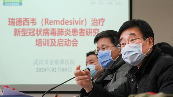 Gegen Corona: Chinesische Forscher wollen Remdesivir patentieren lassen
