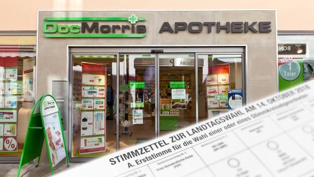 In Bayern steht am kommenden Sonntag eine wichtige Landtagswahl an. DAZ.online hat nachgefragt: Wie stehen die Parteien zu den Themen im Apothekenmarkt? (s / Foto: imago | Stimmzettel: Wolfgang / stock.adobe.com)