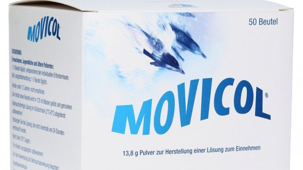 Movicol aromafrei als Arzneimittel demnächst nicht mehr verkehrsfähig