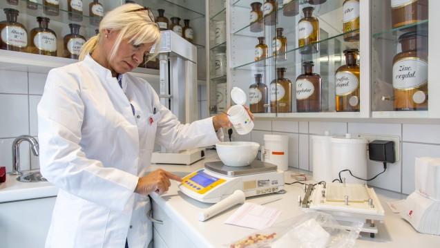 Die Apotheker in Nordrhein-Westfalen haben kein Verständnis dafür, dass das Gesundheitsministerium jetzt die Kontrollen in allen Apotheken des Landes verschärfen will. (Foto: Imago)