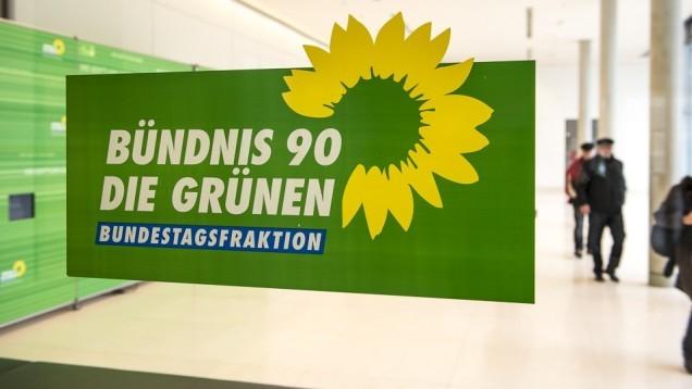 Die Bundestagsfraktion der Grünen hat einige Fragen zur überraschenden Zusammenlegung des BfArMs und des DIMDI. ( b / Foto: Külker)