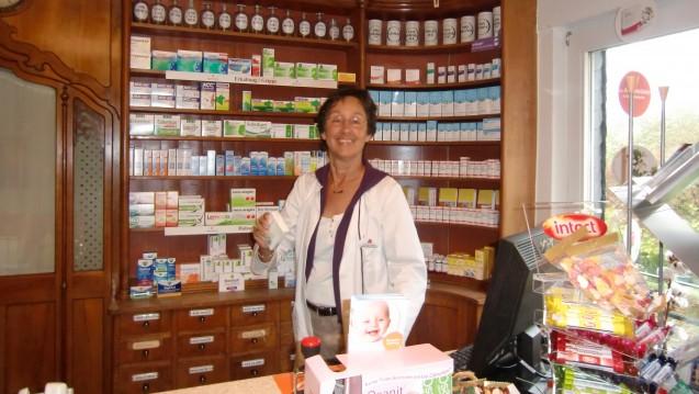 Aus nach 177 Jahren: Apothekerin Sabine Meyer-Lehnert muss ihre Offizin aufgeben, weil alle Ärzte in der Region aufgegeben haben. (Foto:privat)