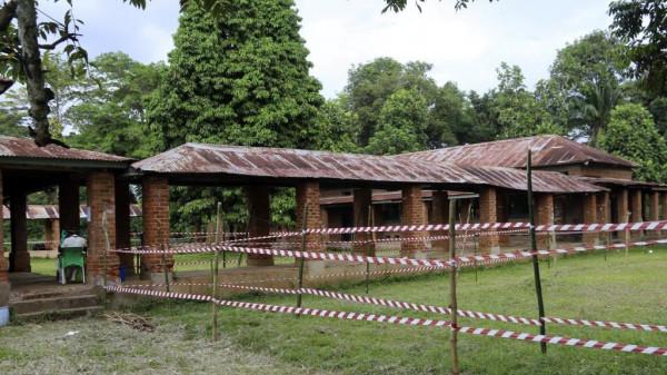 Ebola-Impfkampagne im Kongo gestartet