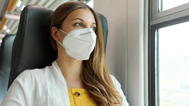 Ein Fazit aus einem aktuellen ZDF-Beitrag: Man kann sich nicht auf die Kennzeichnung von FFP2-Masken verlassen, obwohl das CE-Zeichen seit Oktober wieder Pflicht ist. Warum? (Foto: zigres / stock.adobe.com)