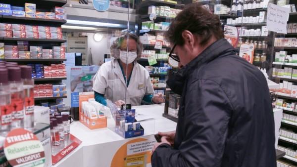 Frankreich: Apotheker wollen COVID-19-Tests durchführen