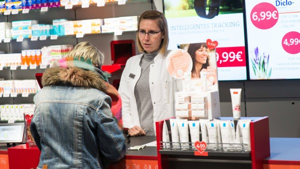 Studie: Apotheker helfen in der Gesundheitsförderung