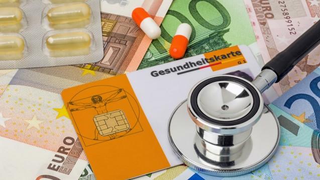 In der Bevölkerung besteht Interesse an gespeicherten Informationen auf der eGK. (Bild: Zerbor/Fotolia)