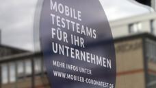 Mobile Testteams für Unternehmen? Kann man machen, aber nicht als Bürgertest! (Foto: IMAGO / Ralph Peters)