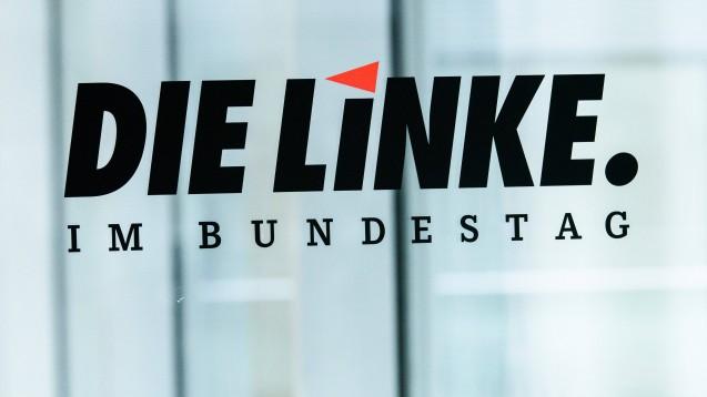 Auch die Linksfraktion im Bundestag hat nun einen Antrag zu Lieferengpässen vorgelegt. ( t / Foto: imago images / Christian Spicker)
