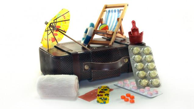 Reiseapotheke ist in Apotheken ein wichtiges Beratungsthema. (b / Foto: silencefoto / stock.adobe.com)