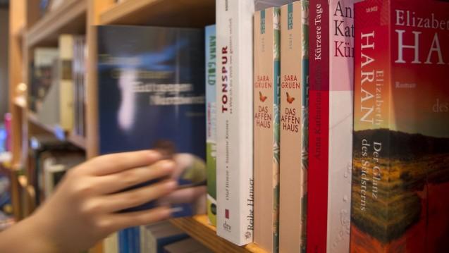 Beschlossene Sache: Die Große Koalition will die Festpreise bei Büchern verteidigen. (Foto: Imago)