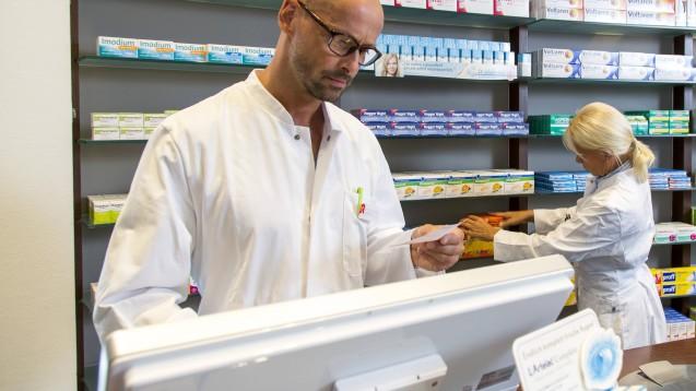 15 Prozent weniger Rezepte: Im April 2020 nahm die Zahl der in Apotheken eingelösten Rezepte stark ab im Vergleich zum Vorjahresmonat. (c / Foto: imago images / Tack)