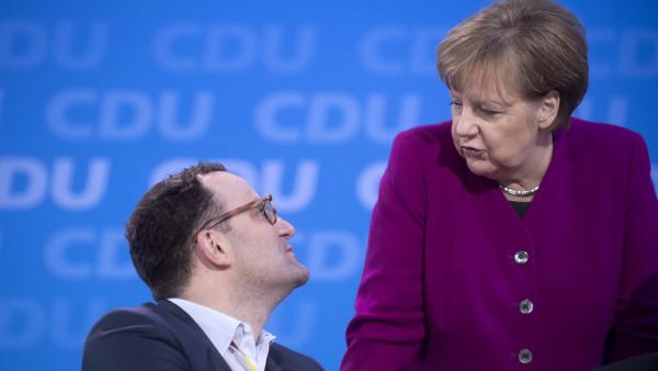 Merkel befürwortet Neuregelung für mehr Organspenden