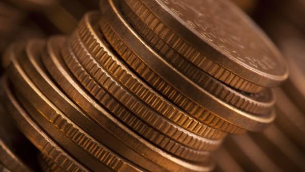 Der Plan von der Abschaffung des Kleingelds