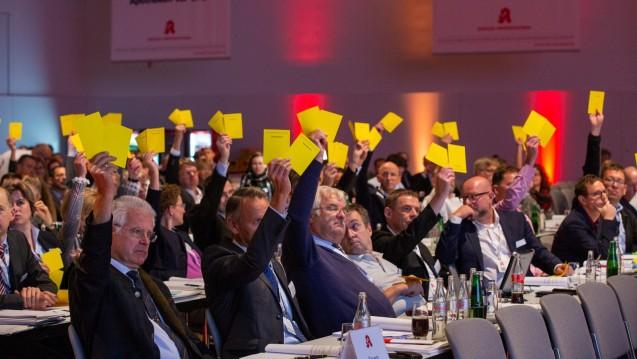 Auf dem Deutschen Apothekertag 2019 wird das Rx-Versandverbot voraussichtlich keine Rolle mehr spielen, es liegen keine Anträge dazu vor. (b/Foto: Schelbert)