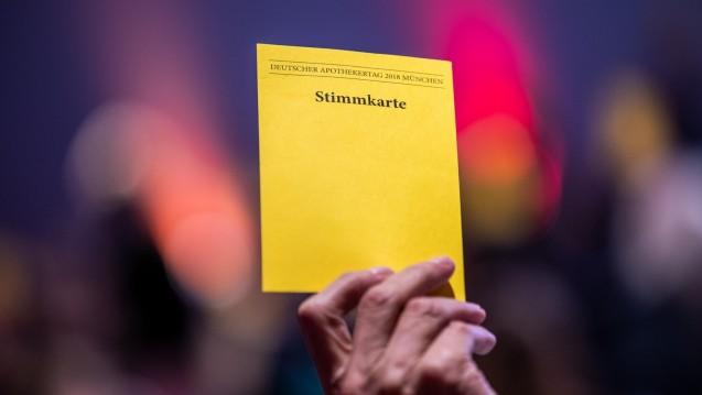 Wie viele Apotheken will die Politik wirklich? Ein Apotheker aus Niedersachsen sucht Aufmerkamkeit mit einem Vorschlag für einen DAT-Antrag. (Foto: Schelbert)