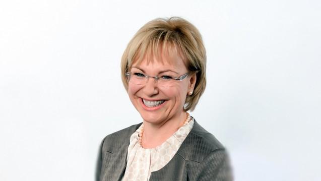 Dr. Reis-Berkowicz, zweite stellvertretende Vorsitzende des Bayerischen Hausärzteverbandes, hat sich gegen Impfungen in der Apotheke ausgesprochen. (Foto: BHÄV)