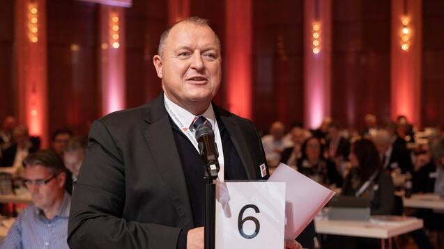 Dr. Armin Hoffmann, Präsident der Apothekerkammer Nordrhein. (c / Foto: Schelbert)