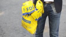 Importquote im Wahlkampf: Die FDP Brandenburg fordert in ihrem Wahlprogramm, dass die Förderklausel für Arzneimittel-Importe abgeschafft wird. (b/Foto: imago images / Stefan Zeitz)