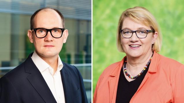 Janosch Dahmen hat in der Bundestagsfraktion die Apothekenthemen von Kordula Schulz-Asche übernommen.(Foto: Stefan Kaminski)