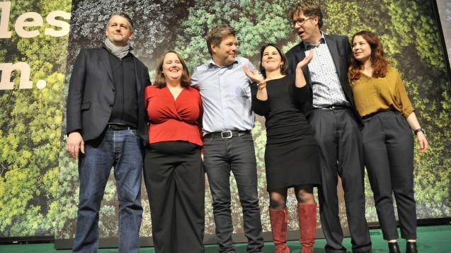 Der Bundesvorstand der Grünen will auf seiner Vorstandsklausur unter anderem darüber diskutieren, ob Minijobs sozialversicherungspflichtig werden sollen. (s / Foto: imago images / teutopress)