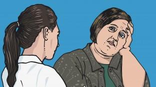 Eine Patientin mit pulmonaler arterieller Hypertonie