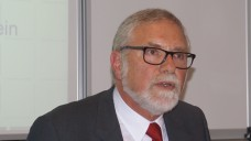 Gerd Ehmen, Präsident der Apothekerkammer Schleswig-Holstein (Foto: Müller-Bohn).