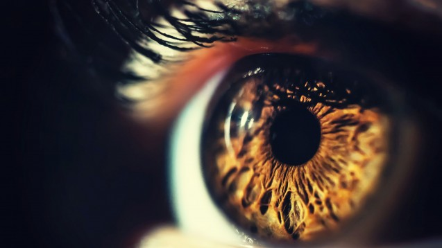 Patienten unter Elmiron sollen regelmäßig zum Augenarzt. In seltenen Fällen kam es unter Pentosanpolysulfat-Natrium zur potenziell irreversiblen Nebenwirkung einer pigmentären Makulopathie. ( r / Foto: batke82as / stock.adobe.com)