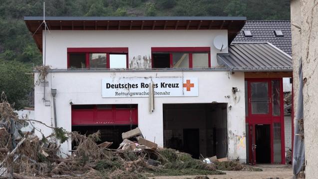 In der Eifel hat das Hochwasser besonders verheerende Schäden angerichtet. (c / Foto: IMAGO / 7aktuell)