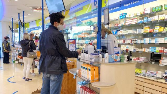 Purzeln jetzt die Preise in den Apotheken? (s / Foto: imago images / Sven Simon)